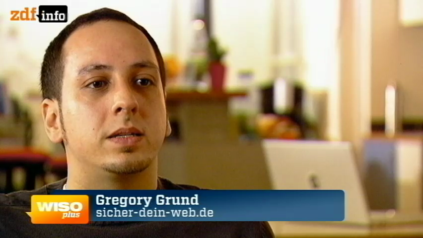 Gregory Grund im Interview